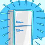 Comment changer un joint de frigo/congélateur en 5 étapes ?