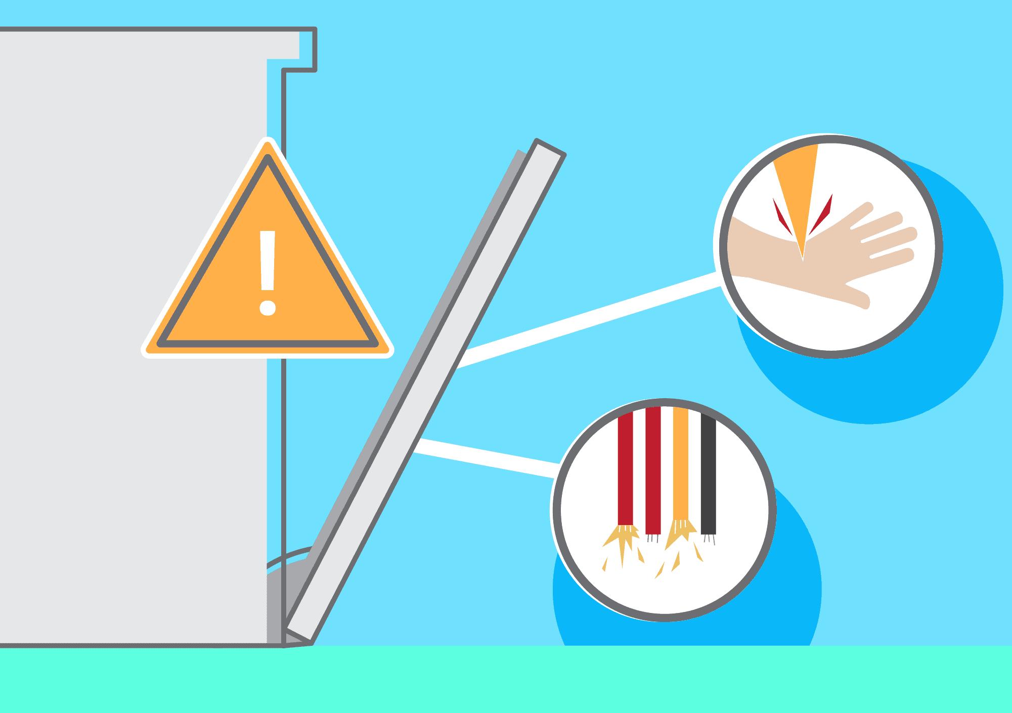 Vérifier le bon fonctionnement de la prise électrique