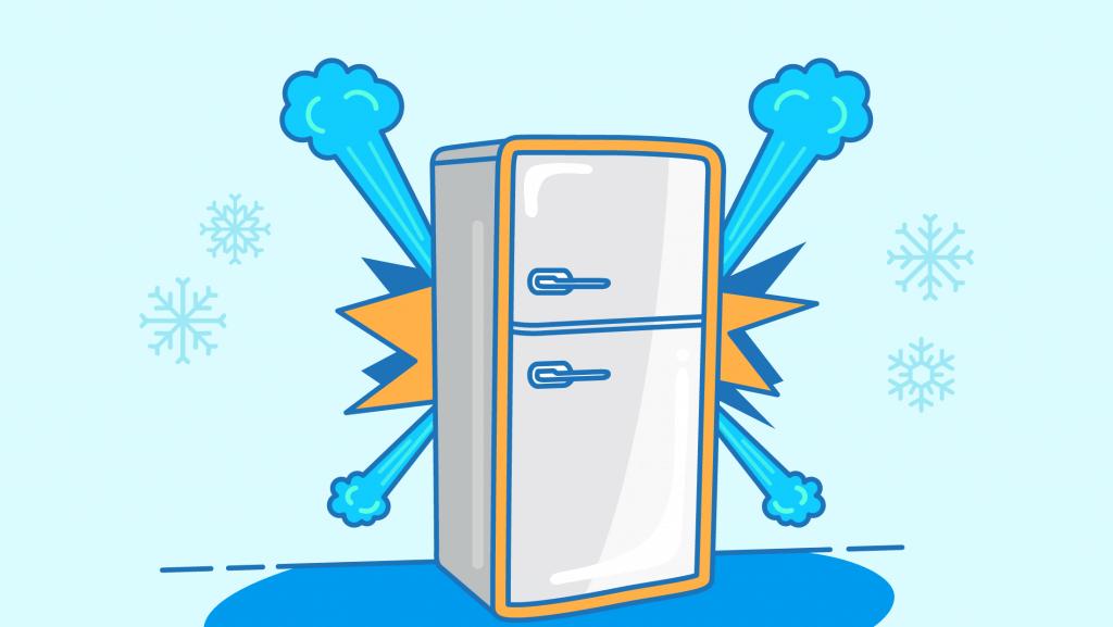 Pourquoi mon frigo fait du bruit