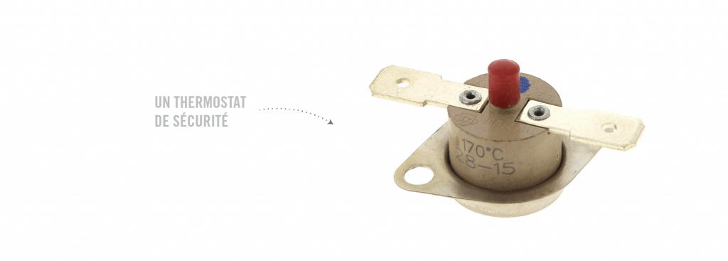 thermostat de sécurité
