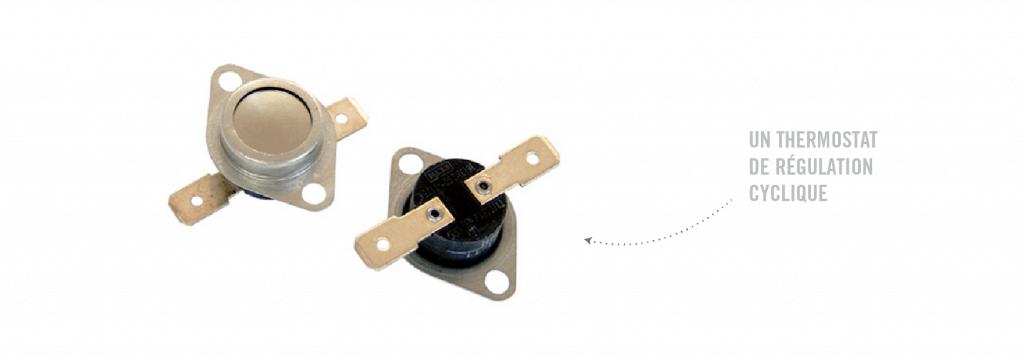 Thermostats pour sèche-linge