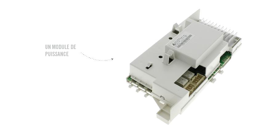 Un module de commande
