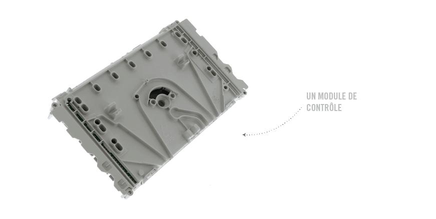 Un module de contrôle