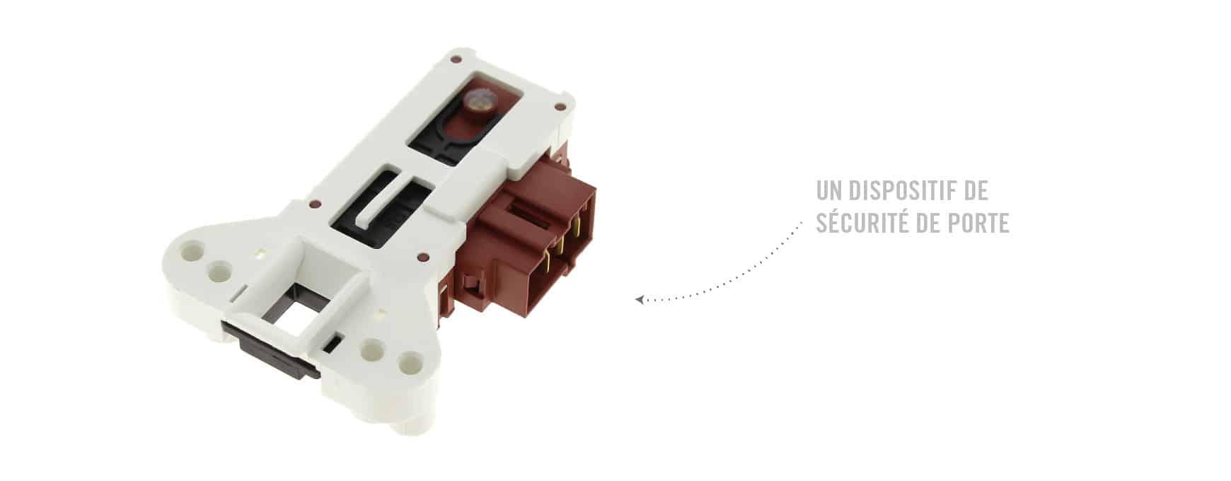 Un dispositif de sécurité de porte