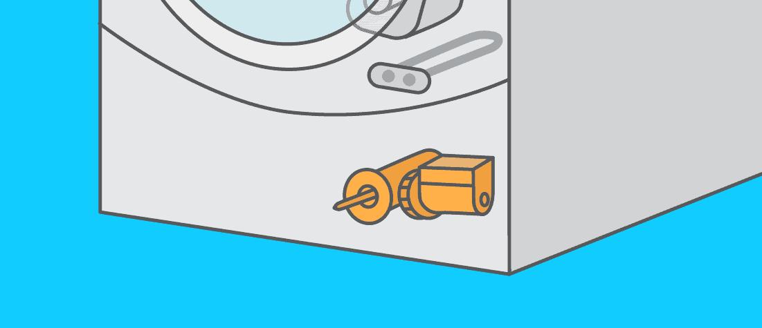 La pompe de vidange