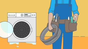 Comment remplacer le joint de porte de mon lave-linge ?