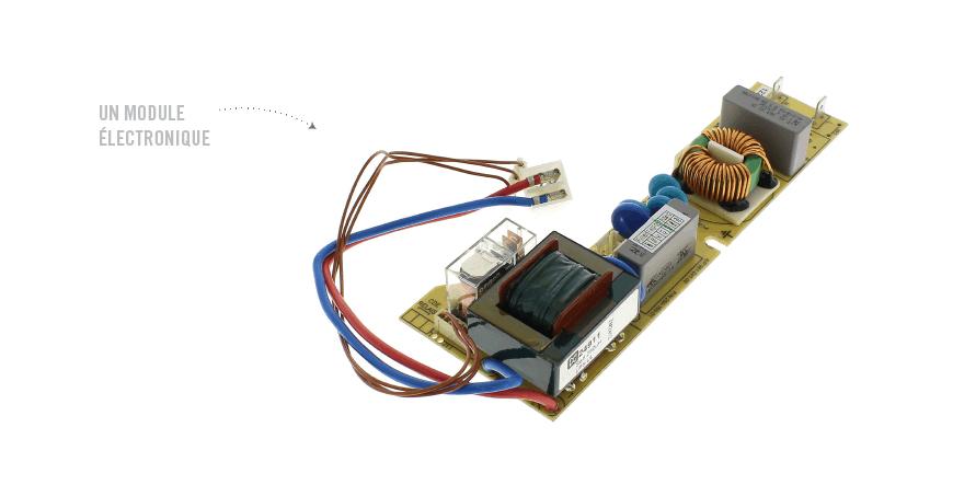 Un module électronique