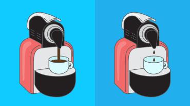 réamorcer pompe cafetière