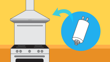 Comment remplacer le condensateur de ma hotte de cuisine ?
