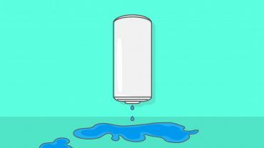 Comment réparer une fuite sur un chauffe-eau ?