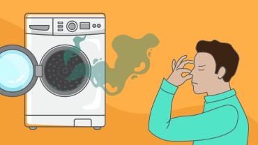 Pourquoi mon lave-linge dégage une mauvaise odeur et comment l'enlever