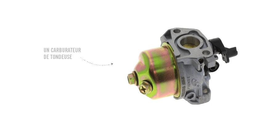 Que faire si le carburateur de votre tondeuse n'est pas réparable