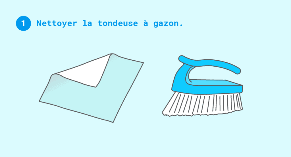 Procéder à un nettoyage classique