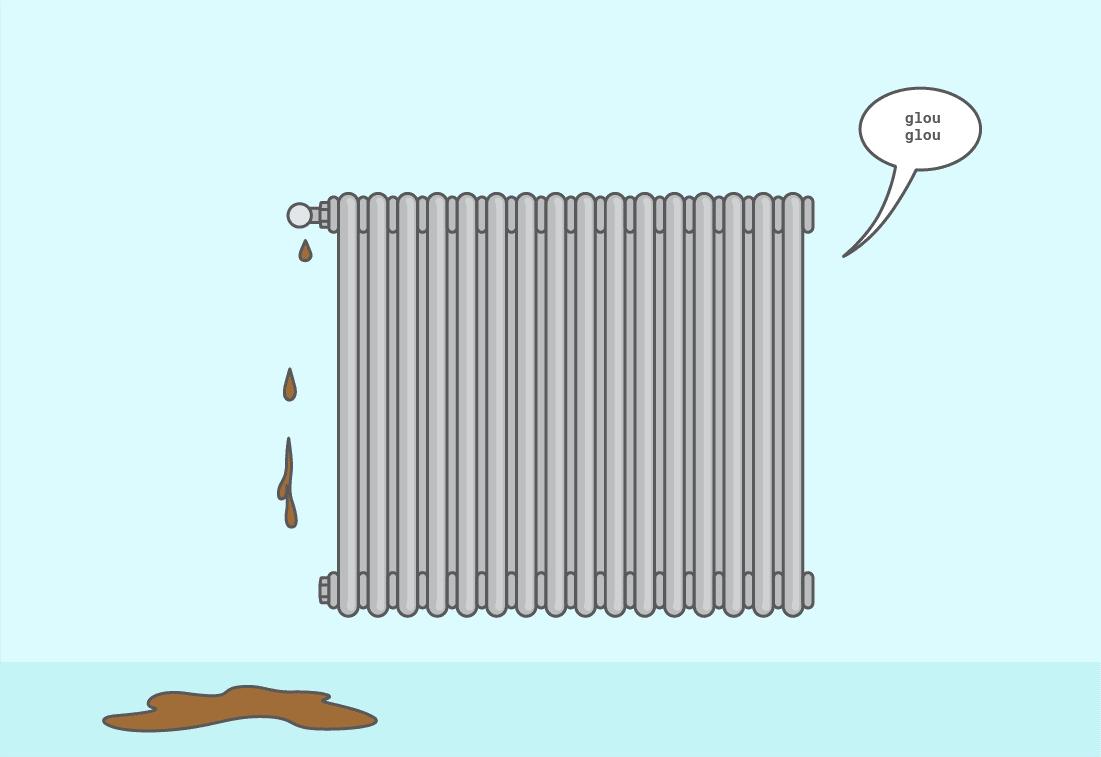 Quand et pourquoi purger les radiateurs ?