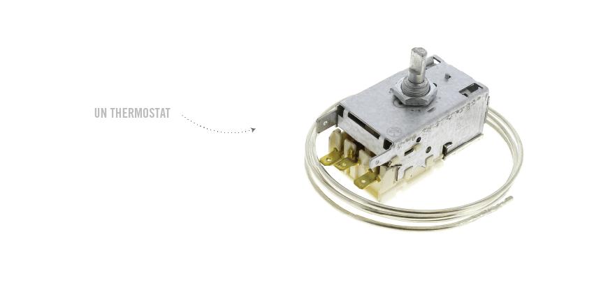 Fonctionnement du thermostat