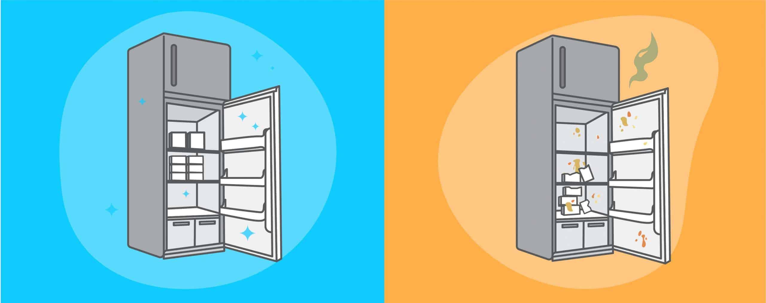 Quelques conseils pour maintenir un frigo à la bonne température