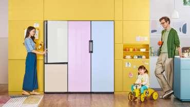 refrigerateurs-samsung-bespoke-electromenager-modulable-evolutif